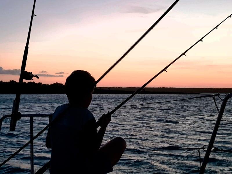 Family sailing experiences Western Australia