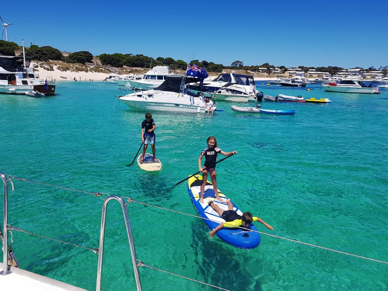 Fun sailing experiences Perth