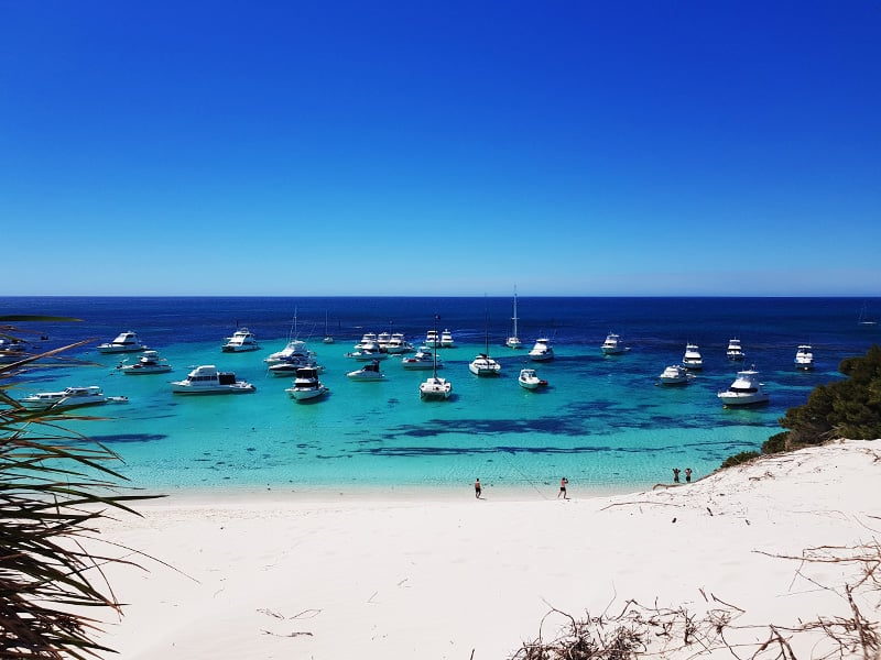 Private sailing charters Rottnest Island