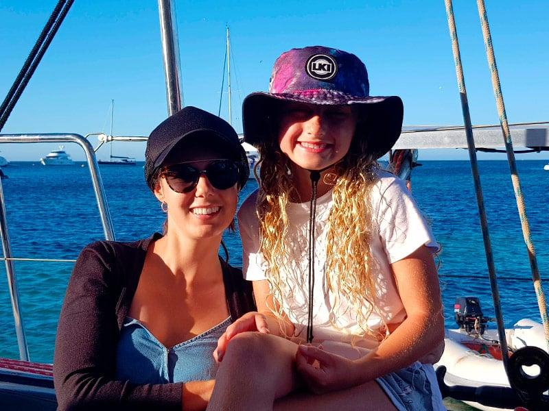 Sailing Eventide family