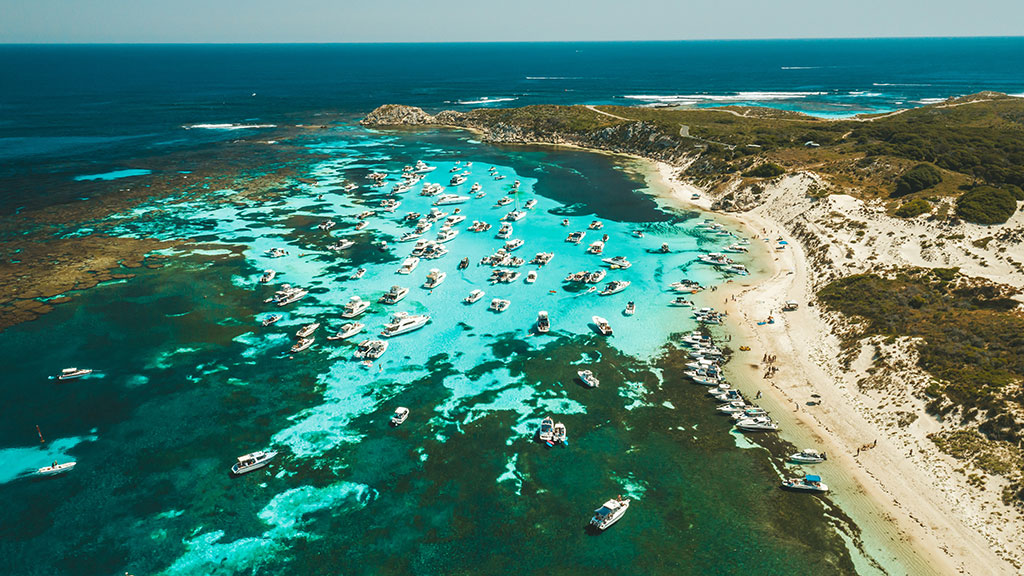 Visit Rottnest Island on a Private Yacht