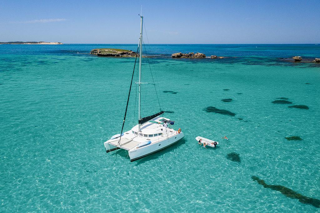 Book a Sailing Charter Perth