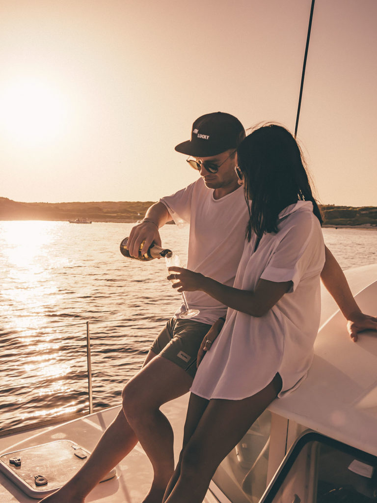 Proposal Charter with Champagne