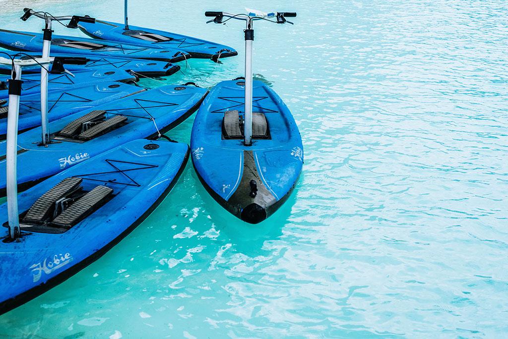 Pedal Boards Aquaplay Rottnest